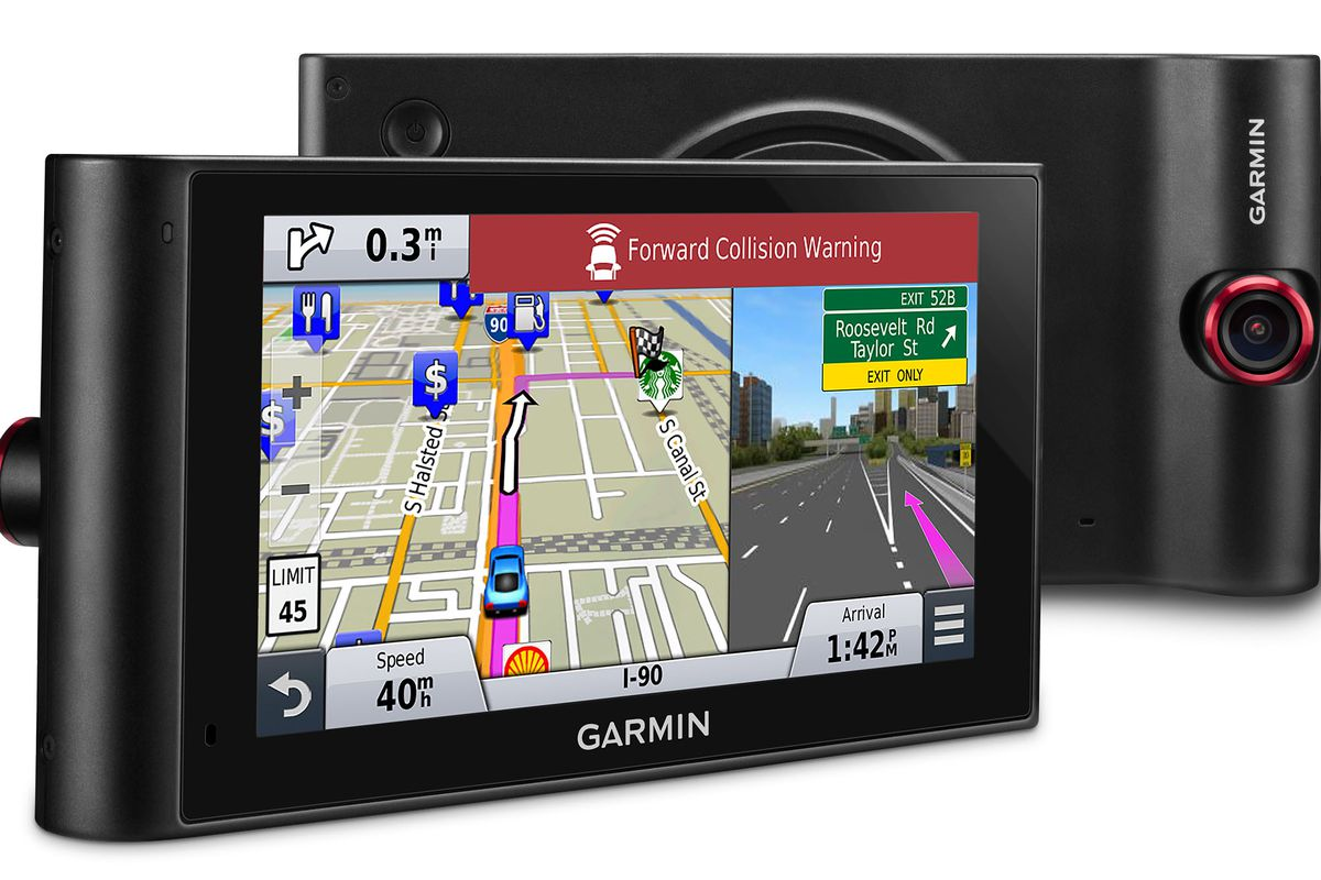 Garmin S Latest Navigation Device Has A Built In Dash Cam