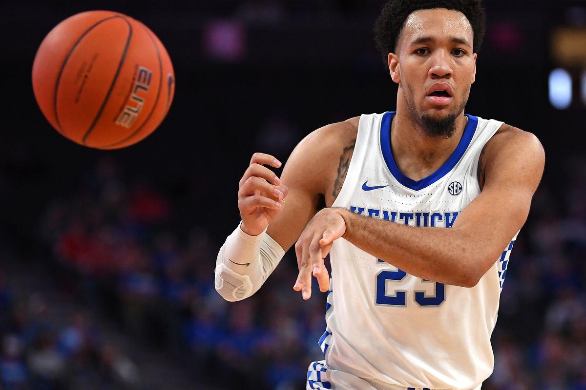 NCAA Basketball: Kentucky at Utah