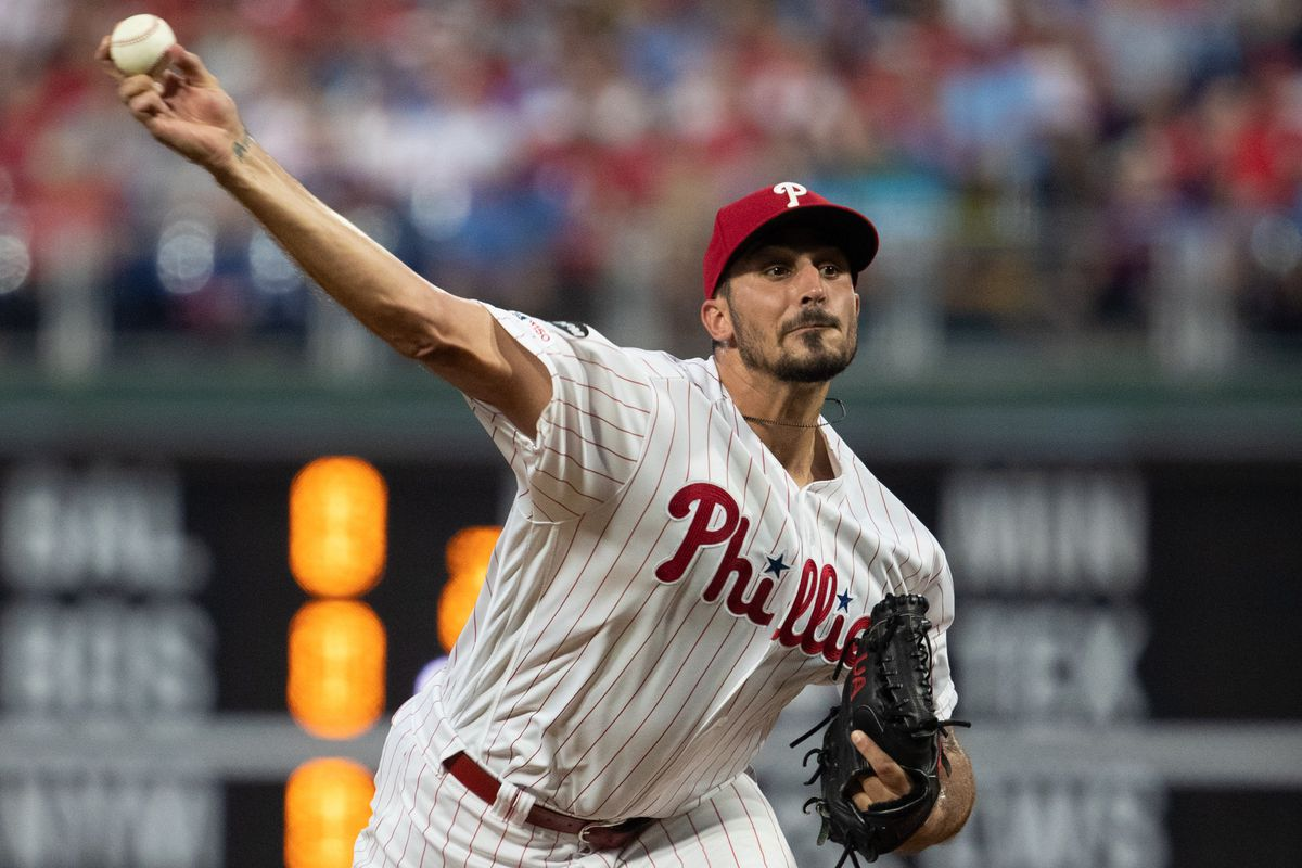 Zach Eflin and Nick Pivetta's struggles put the Phillies in a tough spot