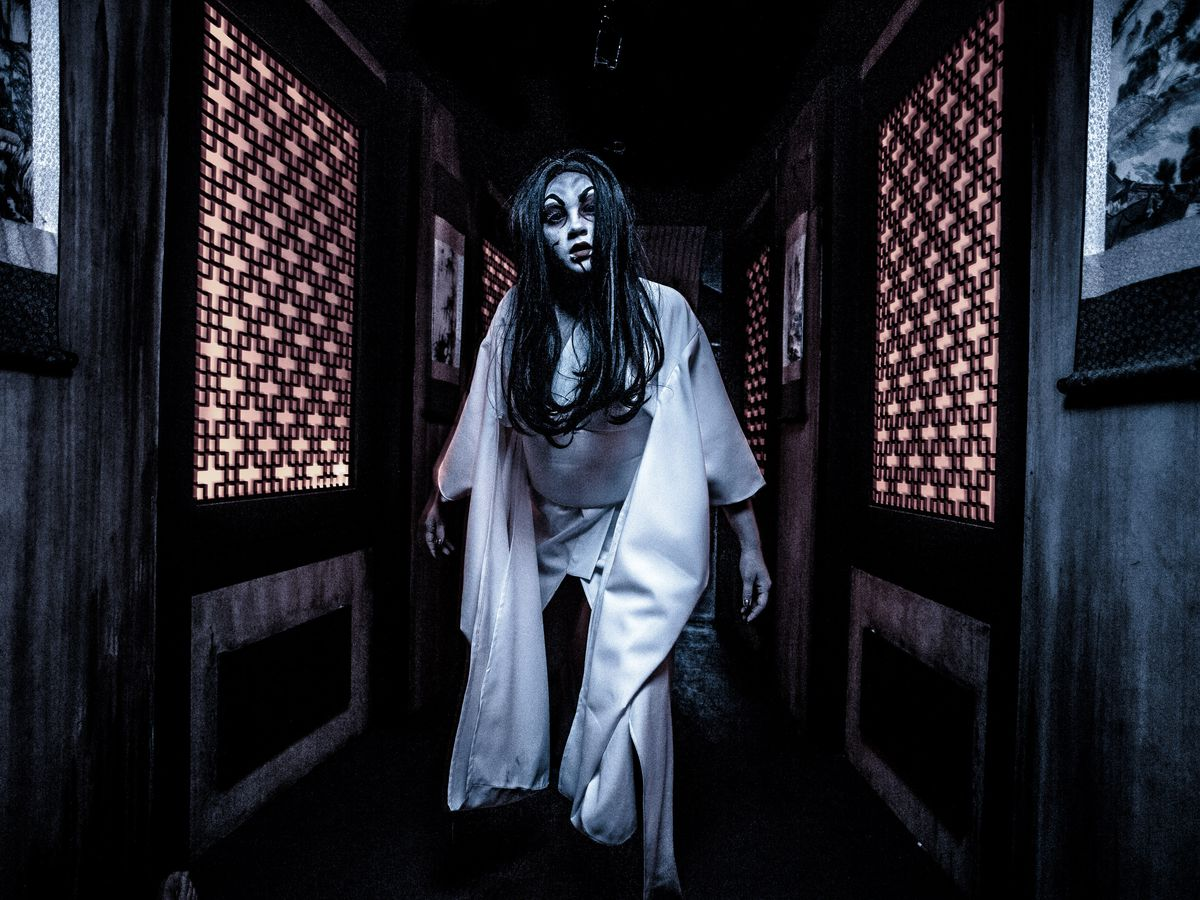 16 haunted attractions to freak you out this halloween