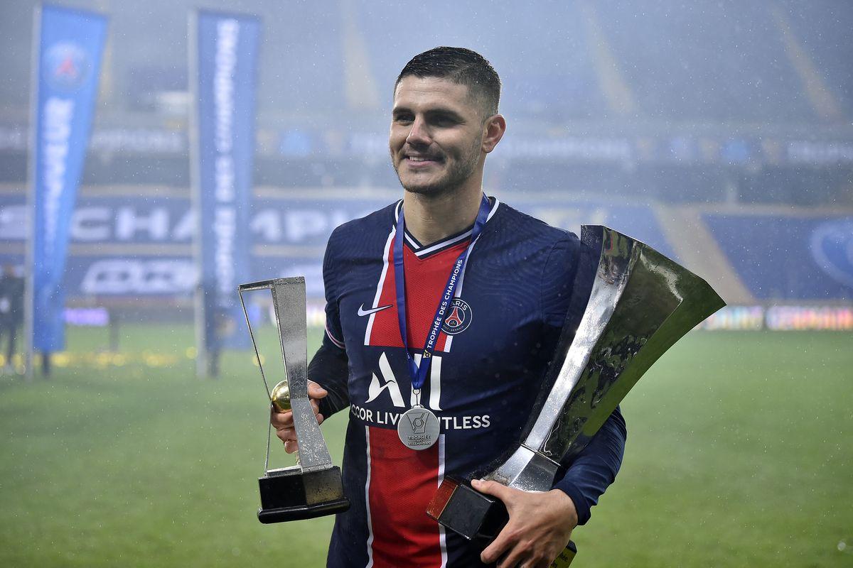 Paris Saint-Germain v Olympique de Marseille - Champions Trophy