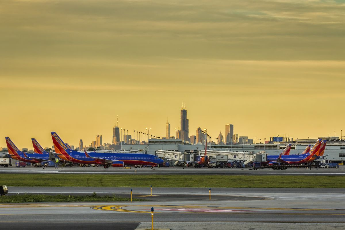 Where to Eat at Chicago Midway International Airport (MDW) - Eater on
