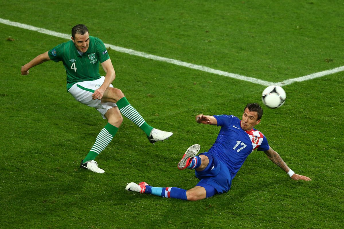 A difficult and disappointing night in Poznan for the SAFC contingent with Ireland as they slumped to a 3-1 defeat at the hands of Croatia.