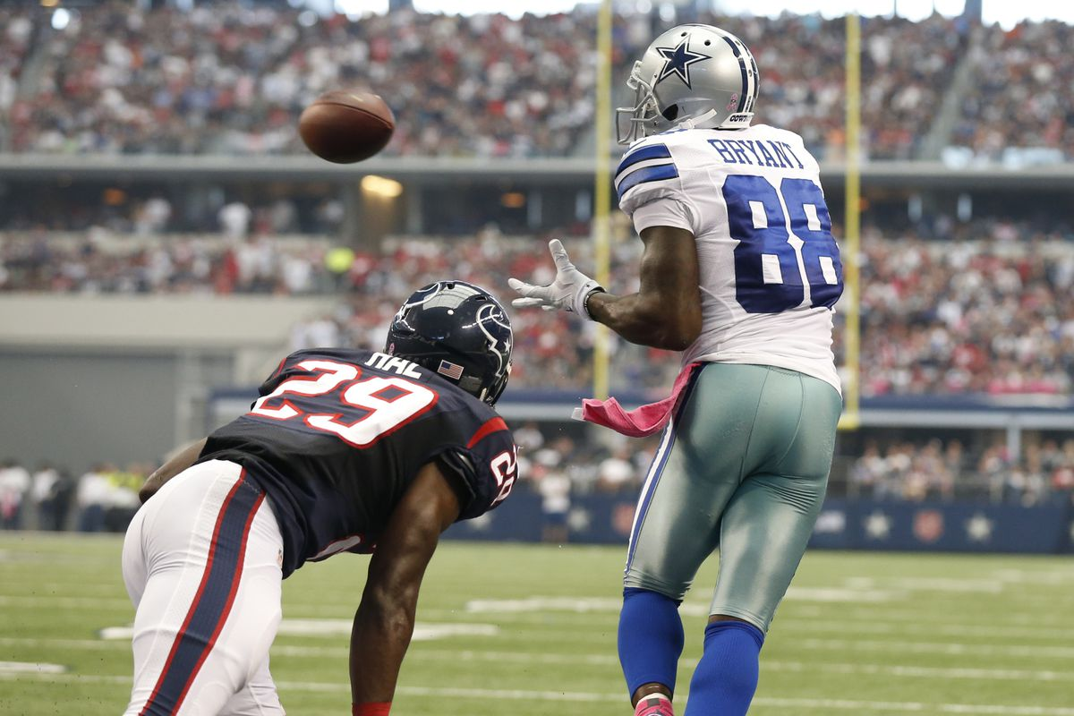 Dez Bryant Terrance Williams Both Score For Cowboys