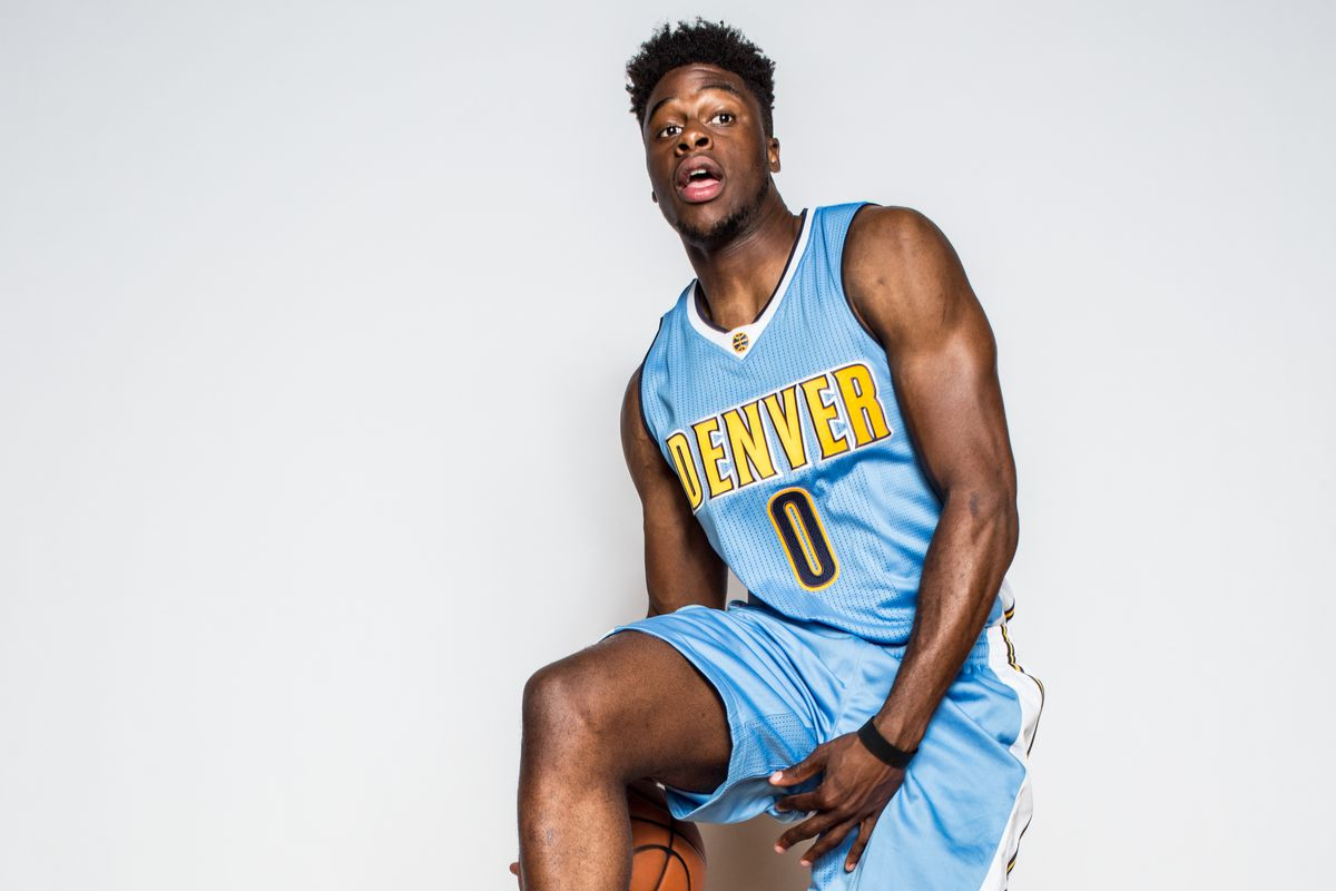 075bf3a30 Denver Nuggets  Who wore it best  - Denver Stiffs