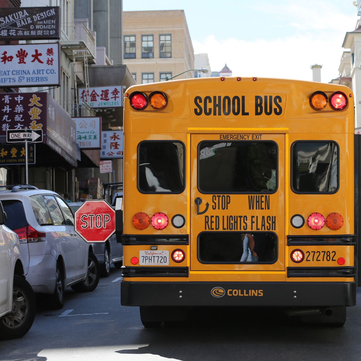 San Francisco schools warn parents about Muni driver