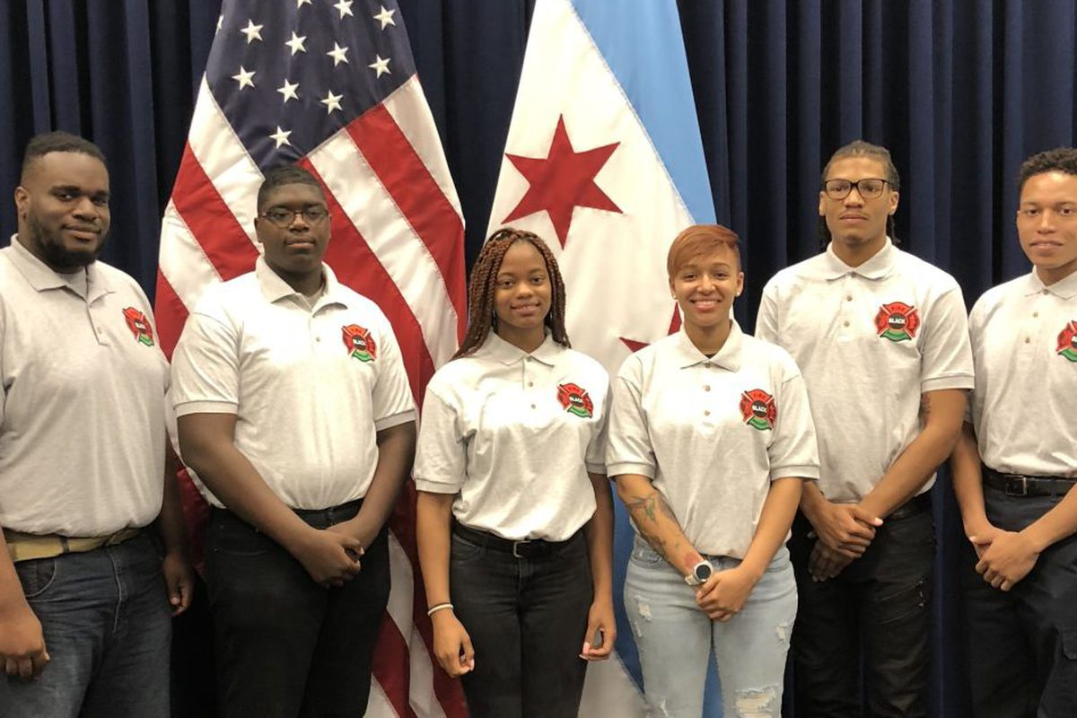 Black Fire Brigade gives $30K to train 30 South, West Side young