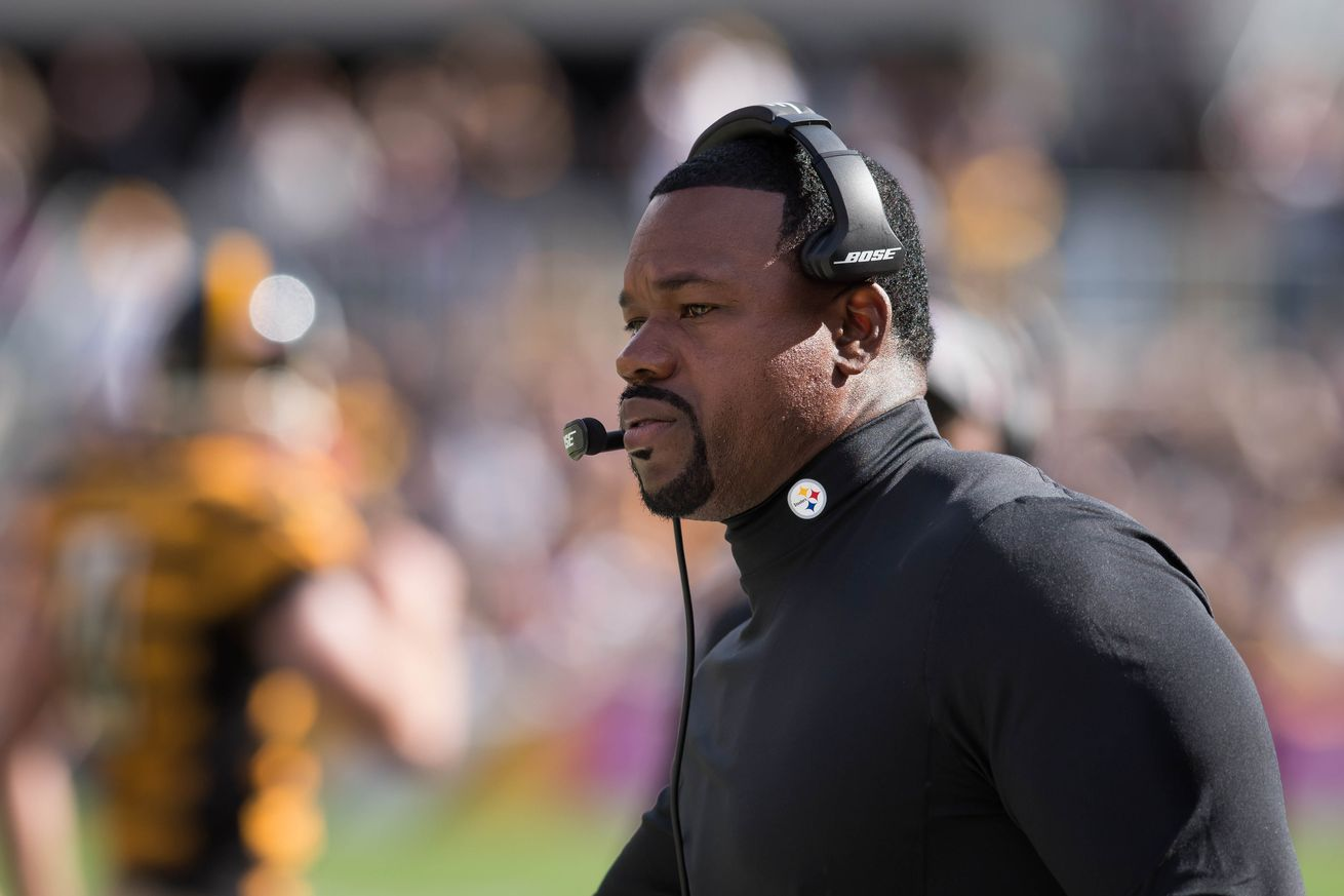 Podcast: Why it would save the Steelers a lot of headache if Joey Porter didn't talk