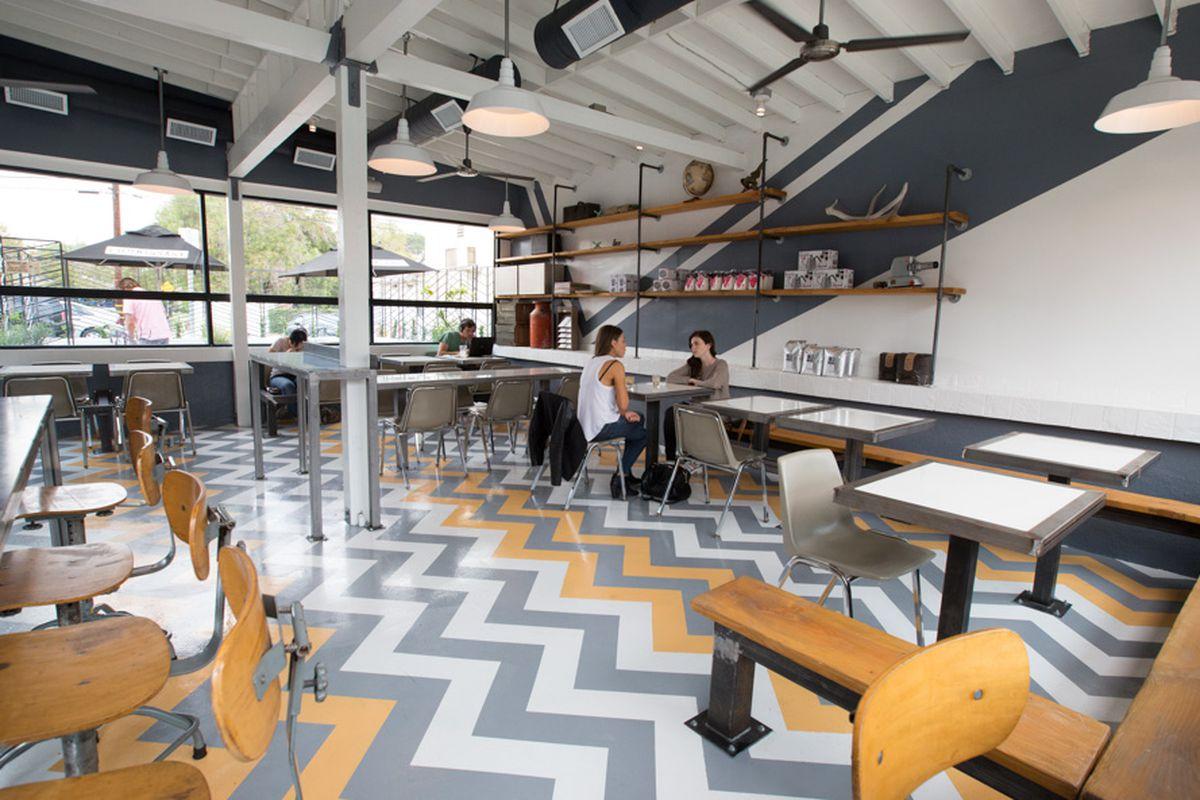 Coffee Commissary, Burbank
