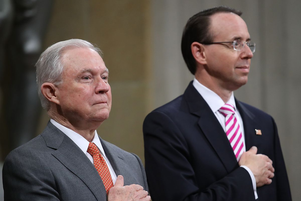 Jeff Sessions Announces New Religious Liberty Task Force To Combat