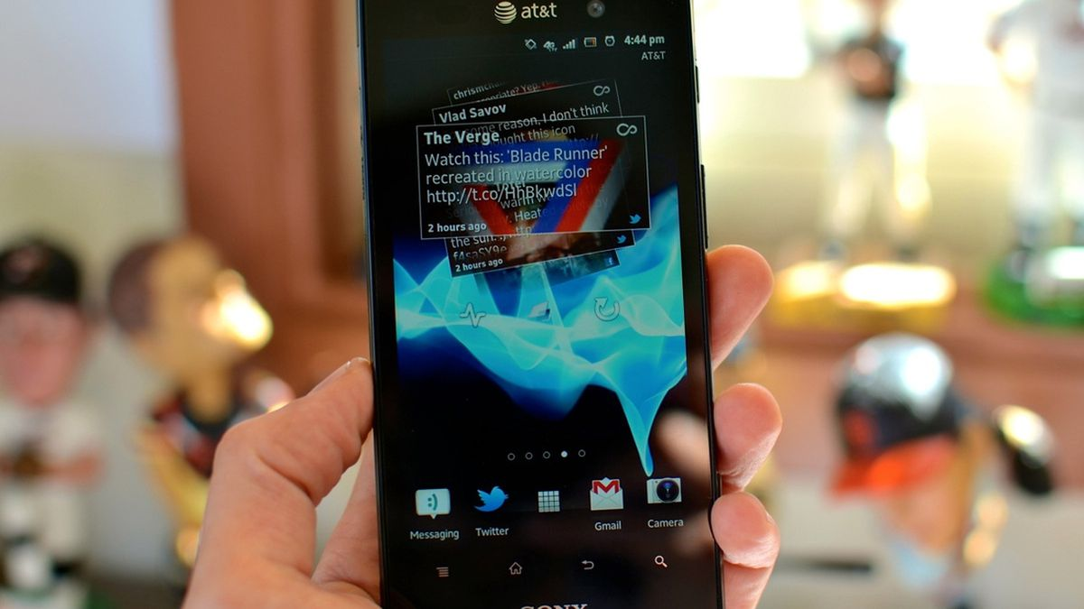 Gallery Photo: Sony Xperia ion review photos