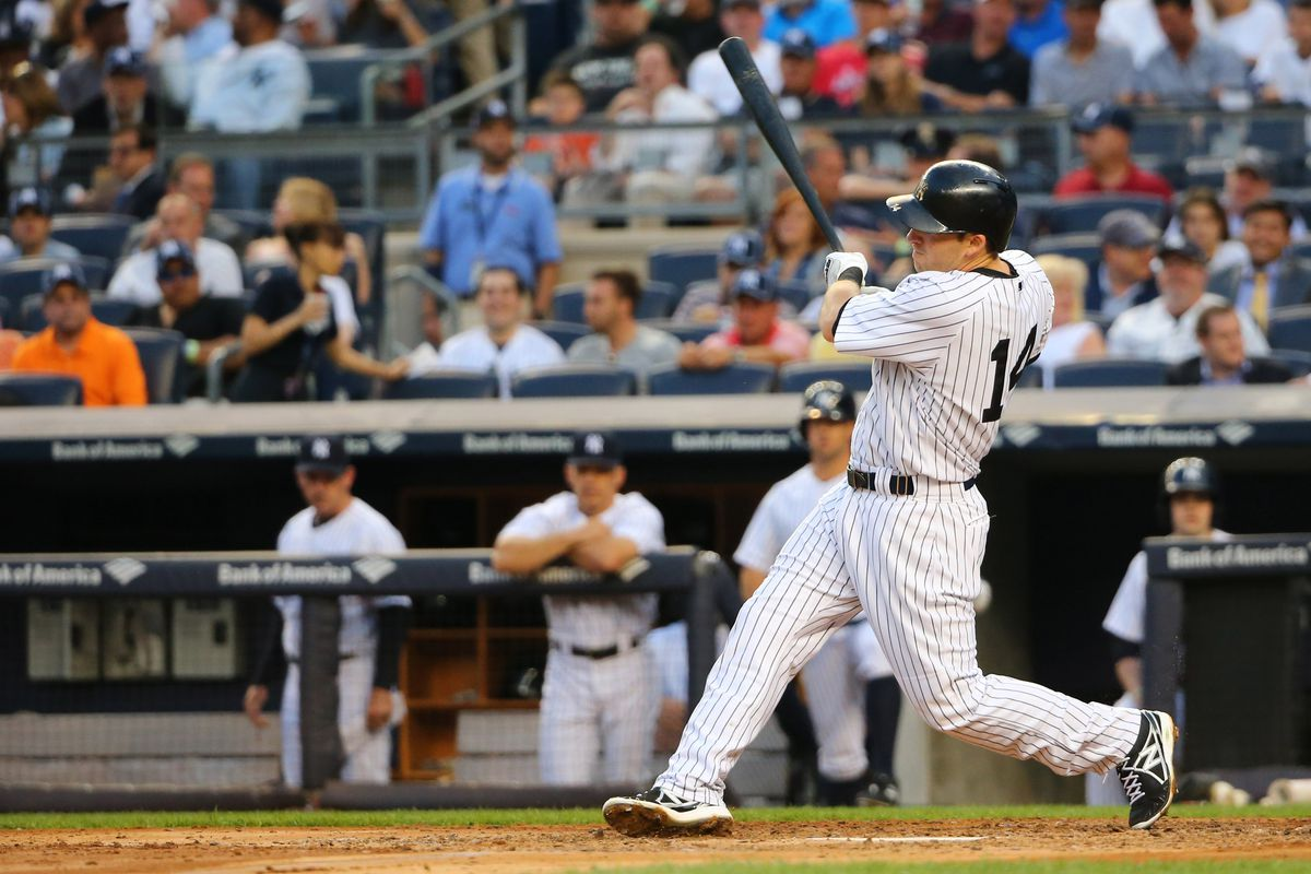 Despite his terrible overall 2015, Drew has knocked his fair share of home runs.