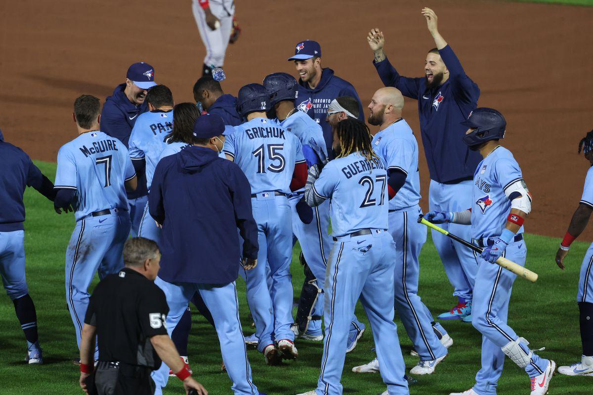 MLB: Miami Marlins at Toronto Blue Jays