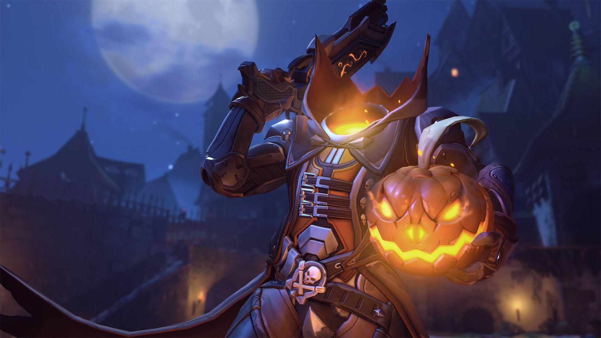 Overwatch Halloween skins | Polygon