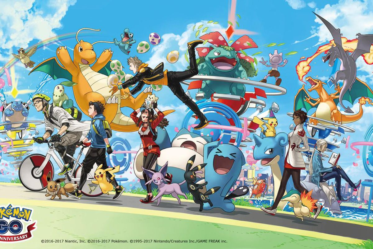 Pokémon Go's Anniversary Event Will Let You Capture Ash's Pikachu