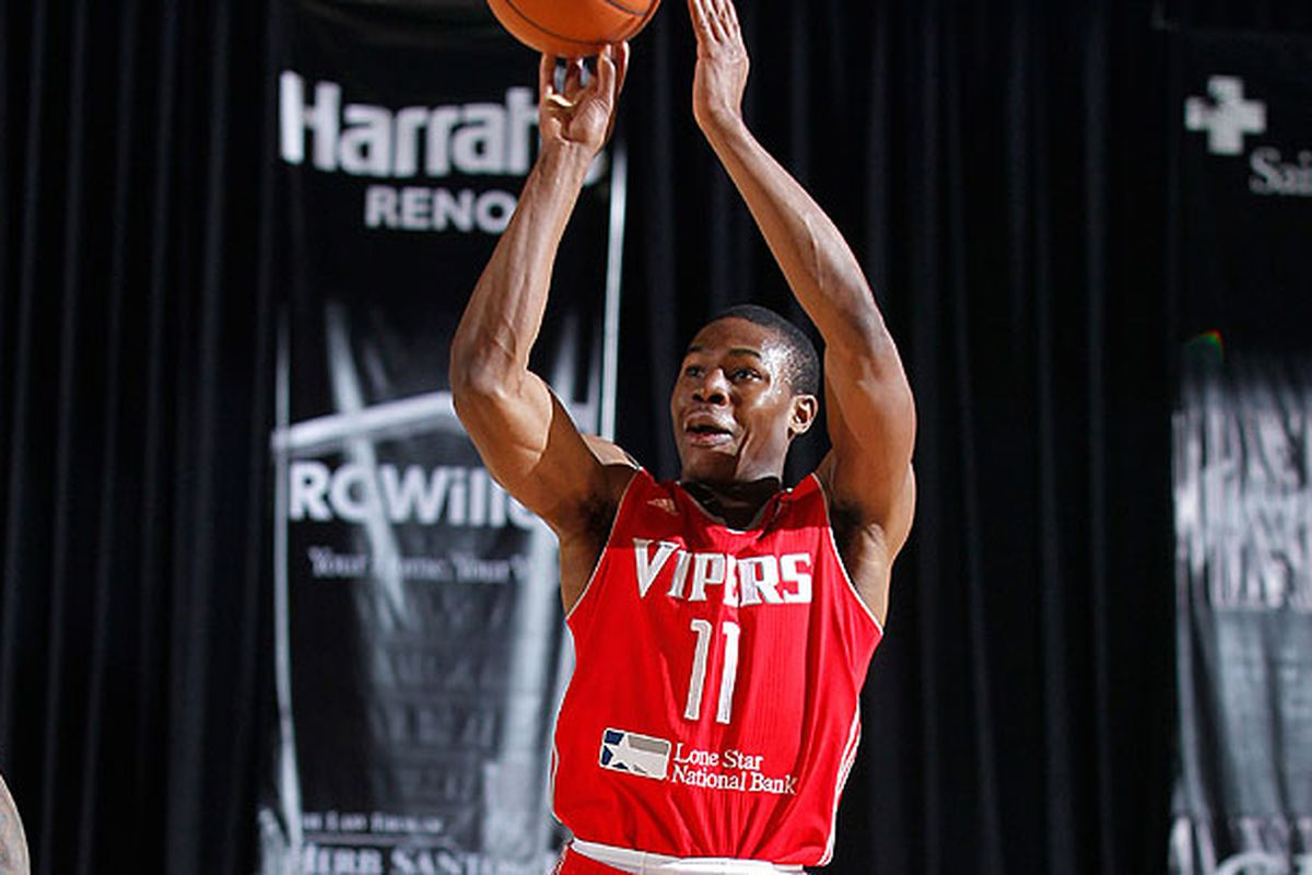Ben Uzoh was named last week's NBA D-League Performer of the week. It wouldn't be surprising if the former New Jersey Nets guard finds himself on an NBA roster once again before the season is complete.