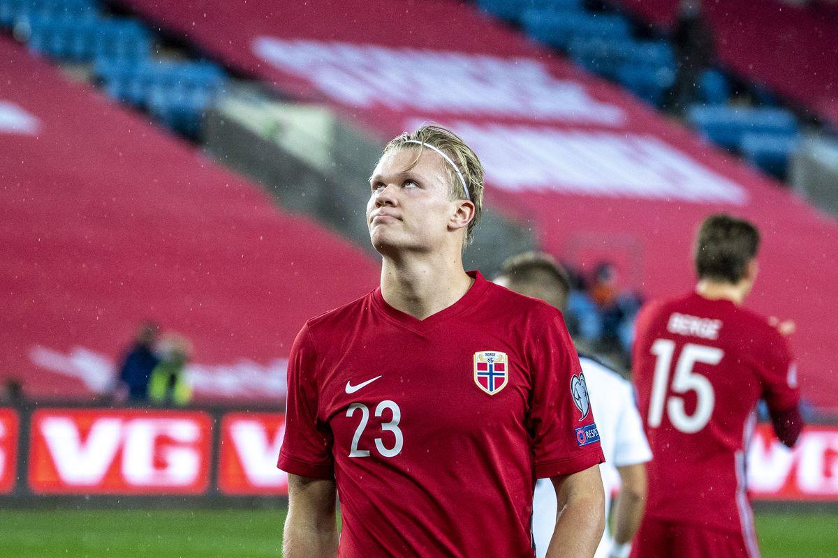 Norway v Serbia - Play-Off Semi-Finals