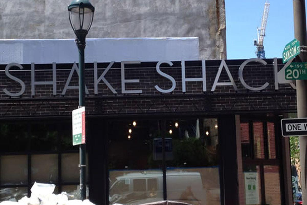 Shake Shack Philly