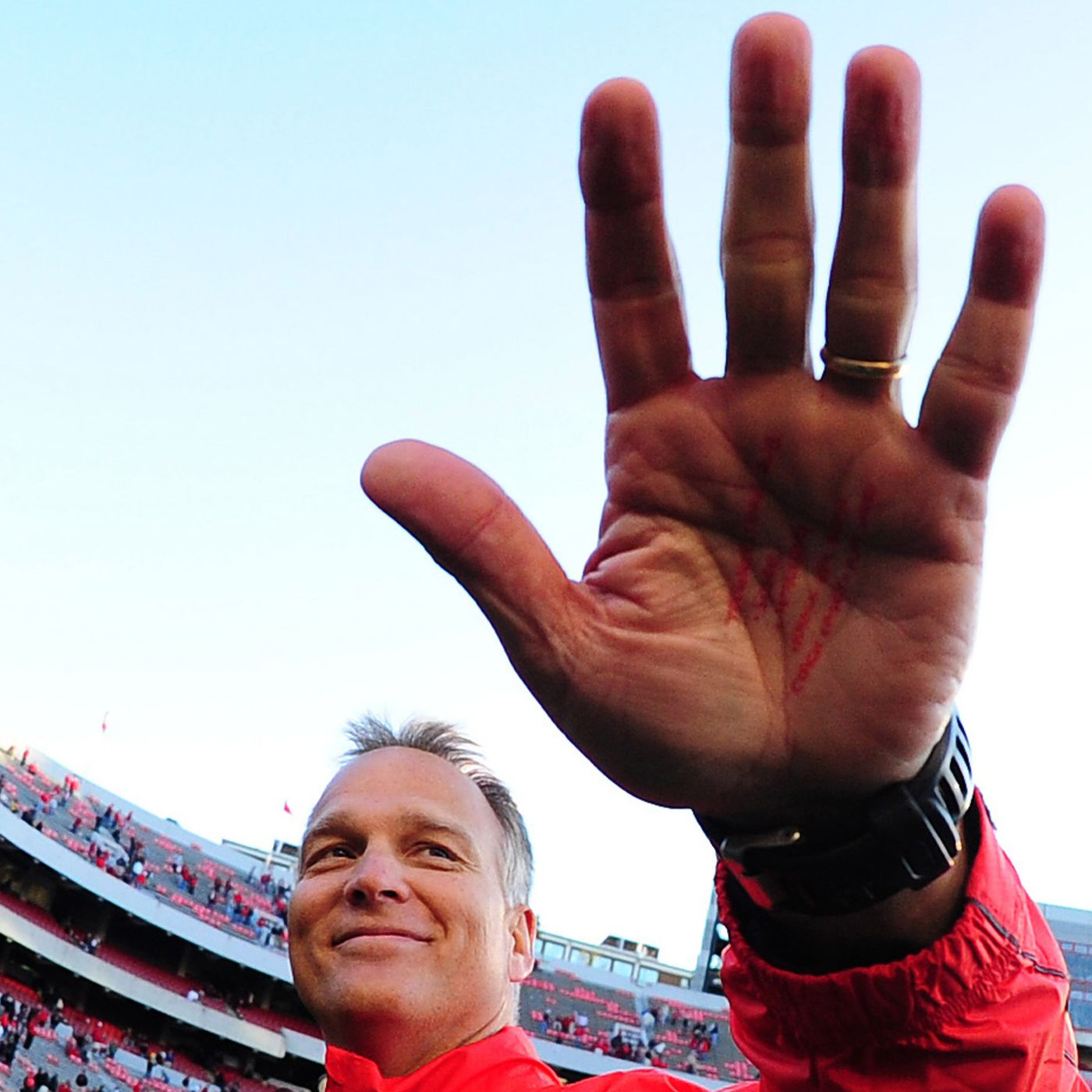 How Large is the Gap Separating the Georgia Bulldogs\' Mark Richt and ...