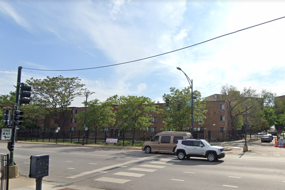 A man was killed in a shooting in Parkway Gardens