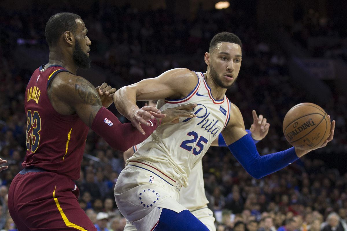 6e683a367d80 Cleveland Cavaliers at Philadelphia 76ers player grades - Fear The Sword