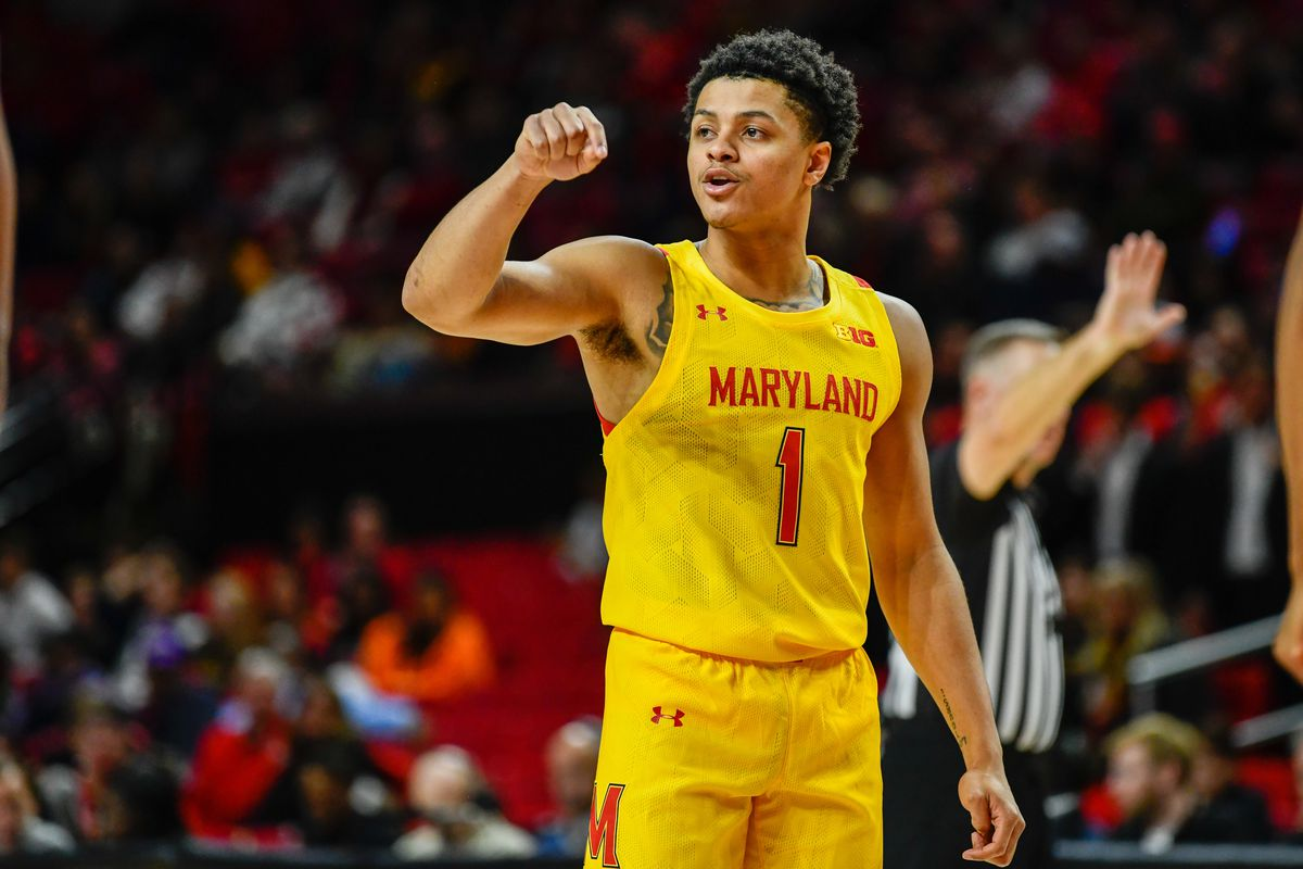 Anthony Cowan Jr, Oakland, Maryland basketball, 2019-20