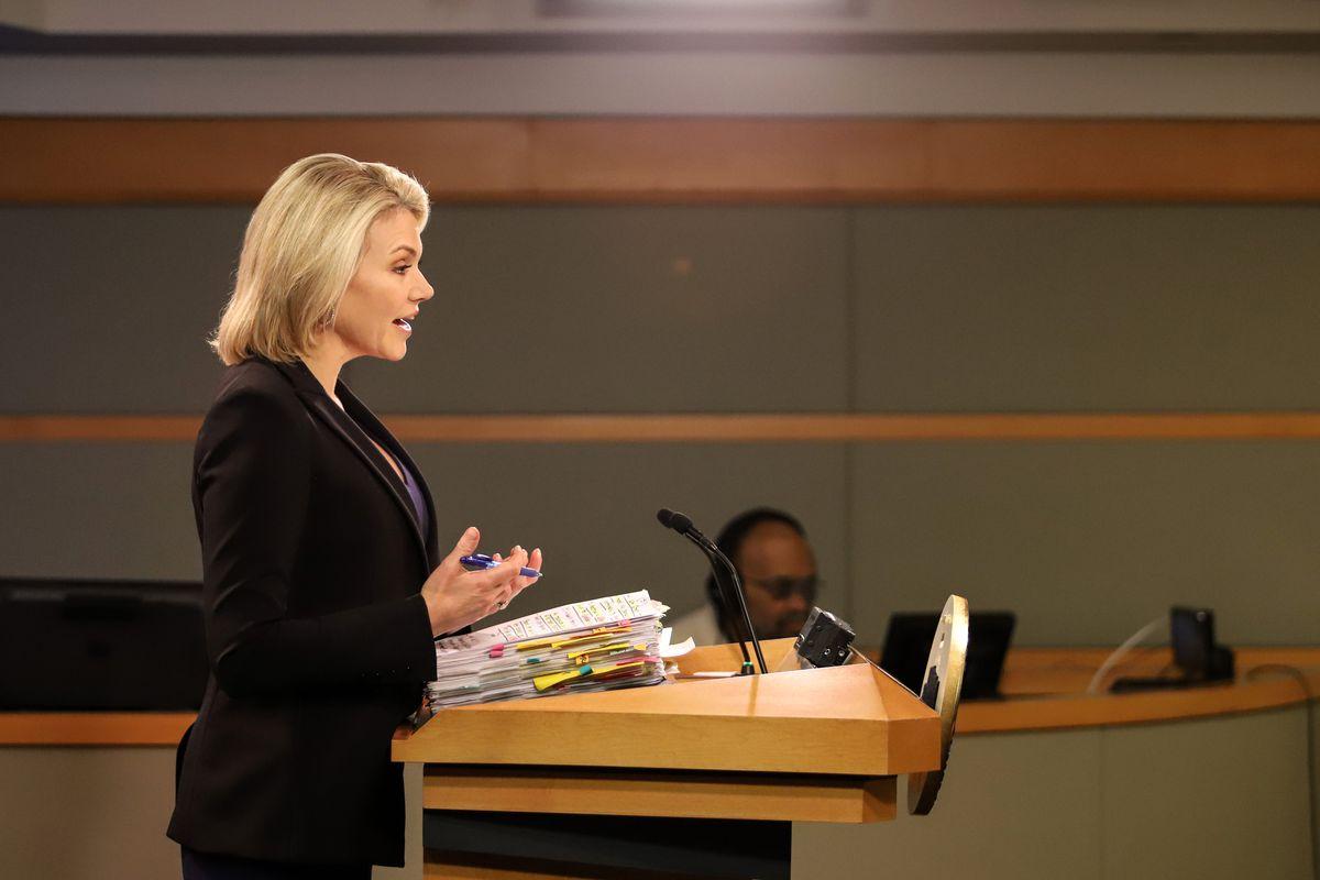 Spokesperson Heather Nauert Holds State Department Press Briefing