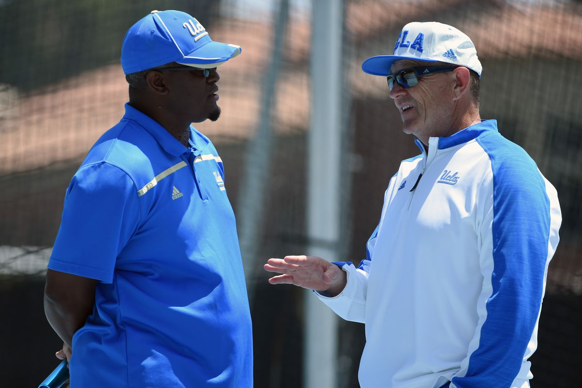 Track and Field: Southern California at UCLA