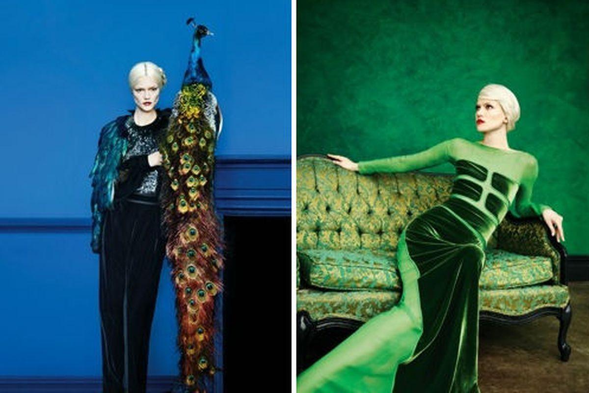 """Images via <a href=""""http://www.wwd.com/media-news/fashion-memopad/through-a-younger-lens-6139674/slideshow#/slideshow/article/6139674/6139677"""">WWD</a>"""