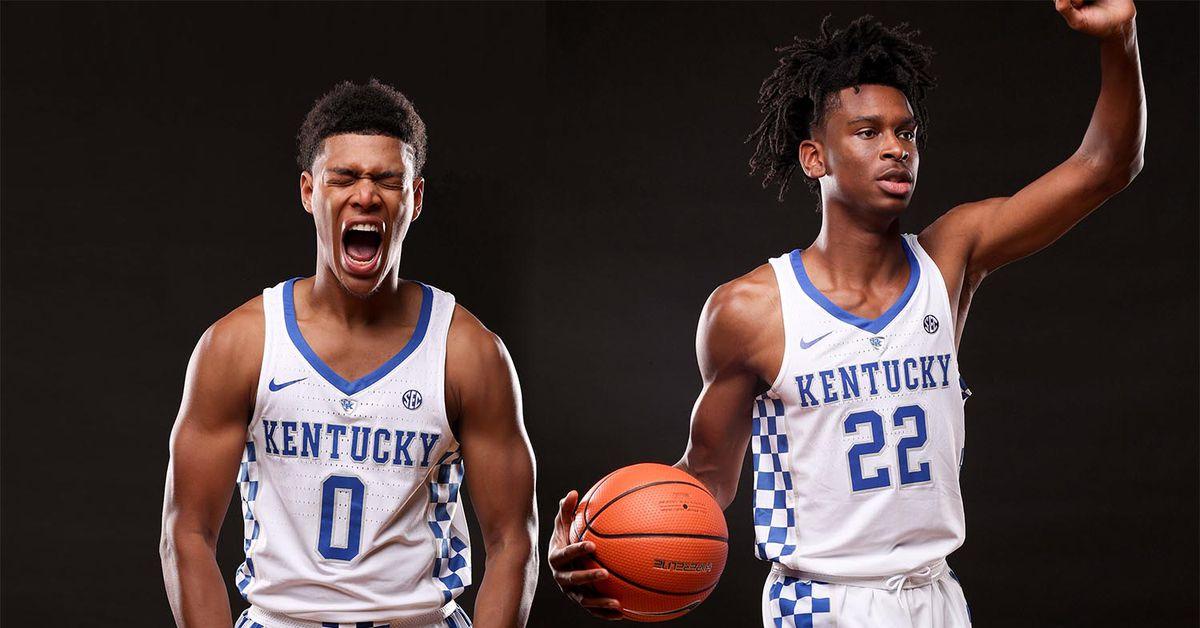 Uk Basketball: Kentucky Wildcats Basketball Vs Thomas More: Game Time, TV