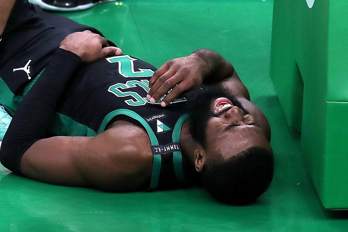 Detroit Pistons Vs Boston Celtics At TD Garden