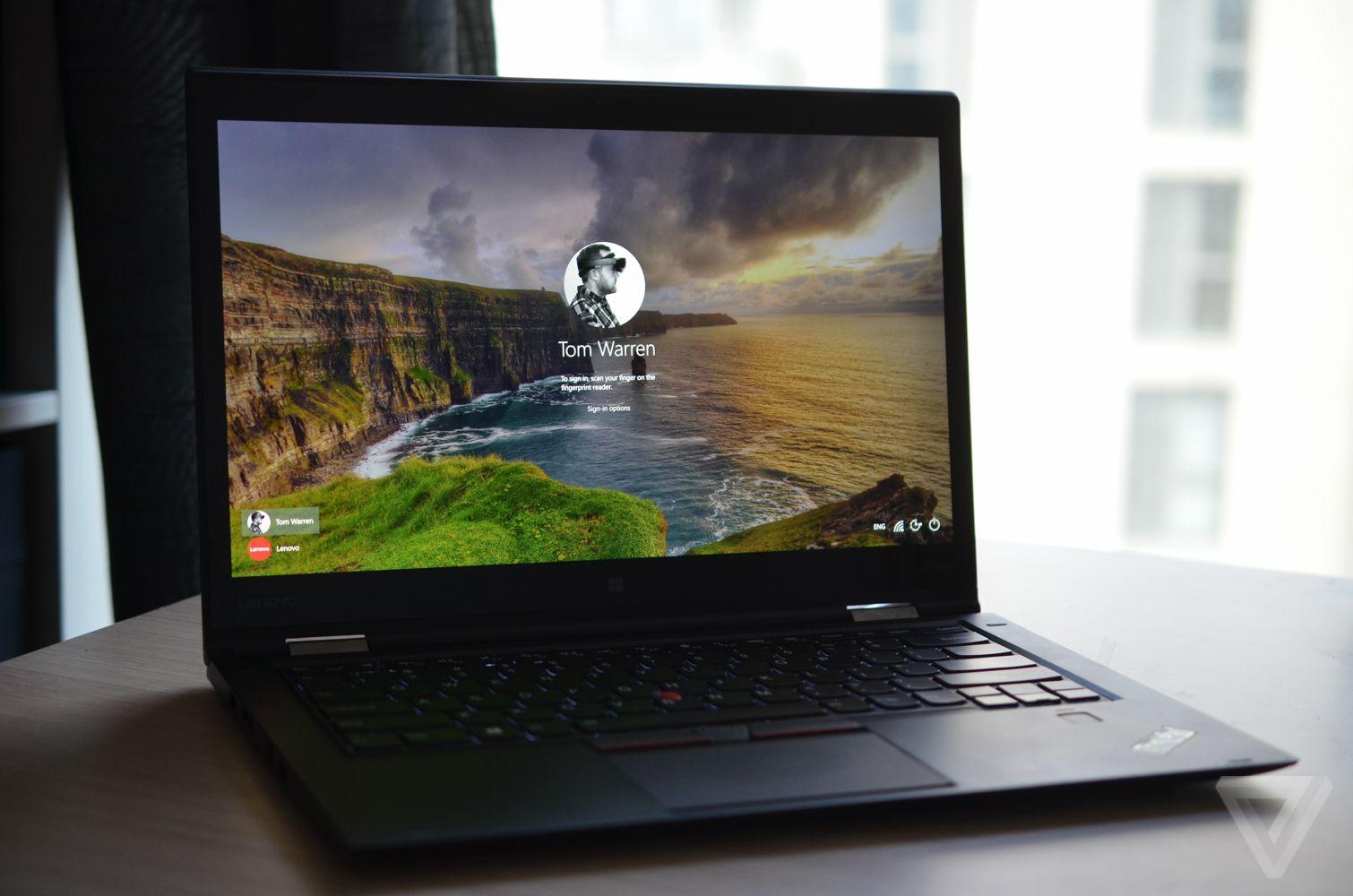 Lenovo ThinkPad X1 Yoga review: tomorrow's display in
