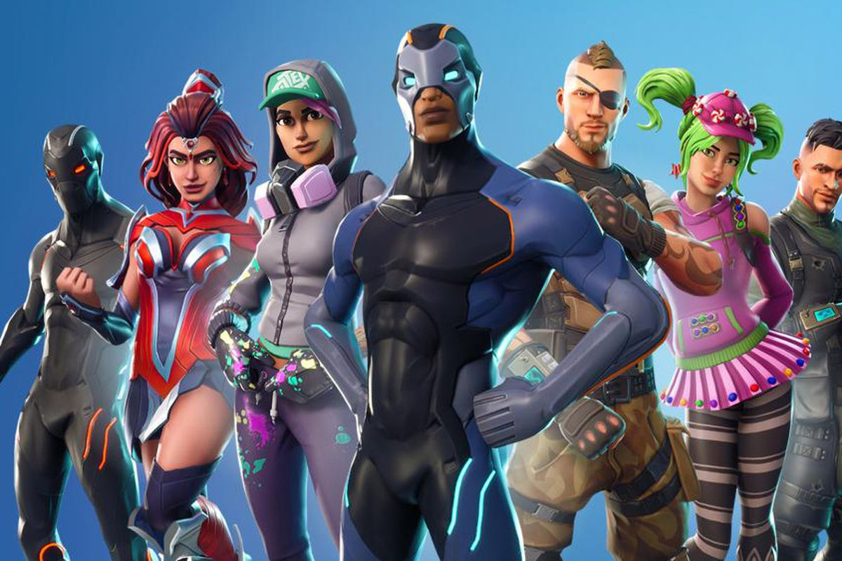 4159db2df5 Fortnite is the biggest game on the planet right now because it's a living,  breathing world