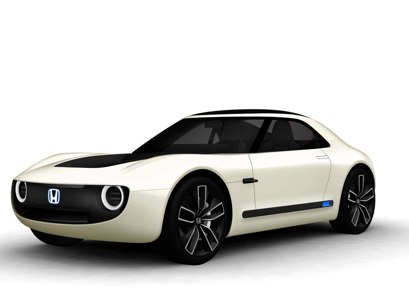 Honda Needs To Make This Cute Sports EV Concept