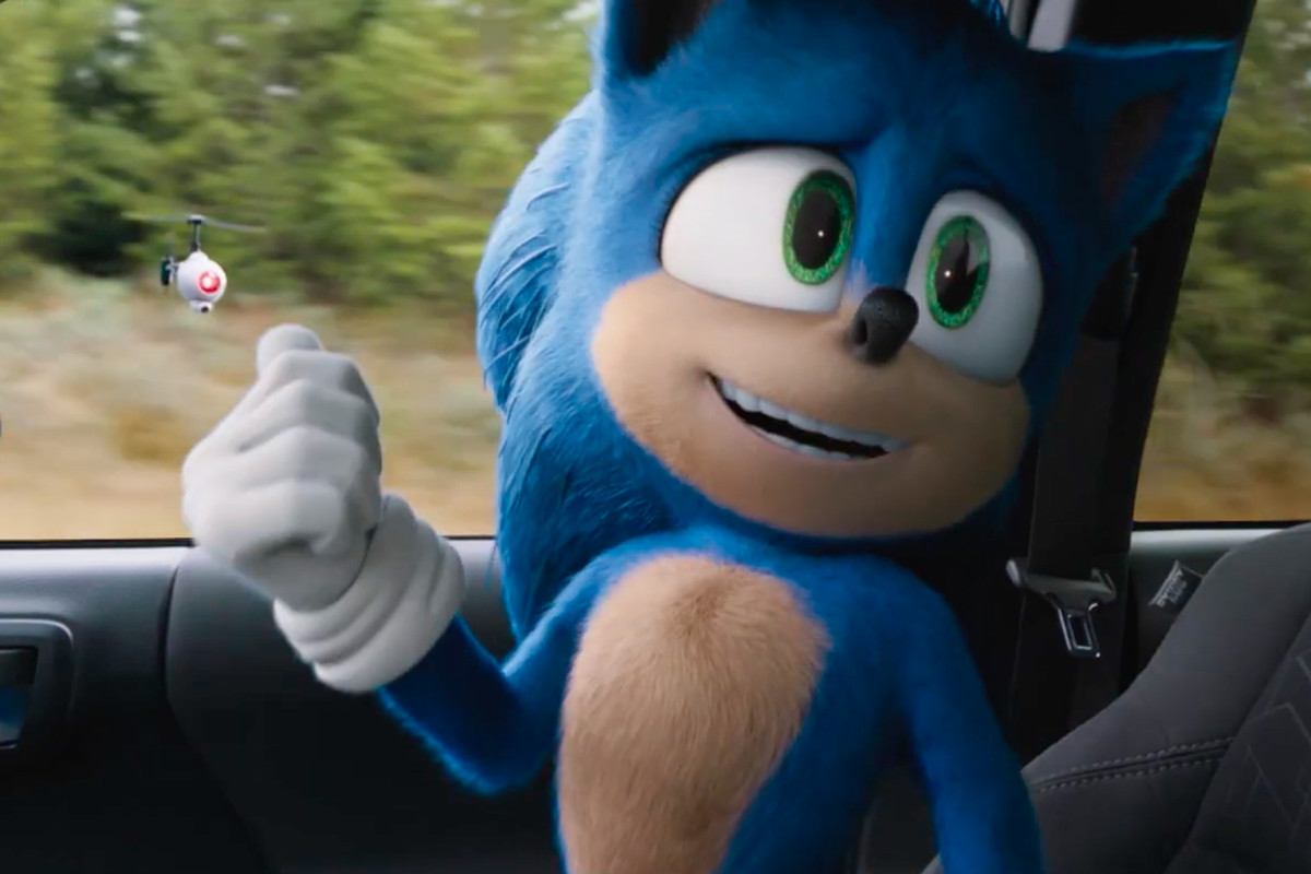 Sonic The Hedgehog Has The Biggest Opening Weekend Of Any Video