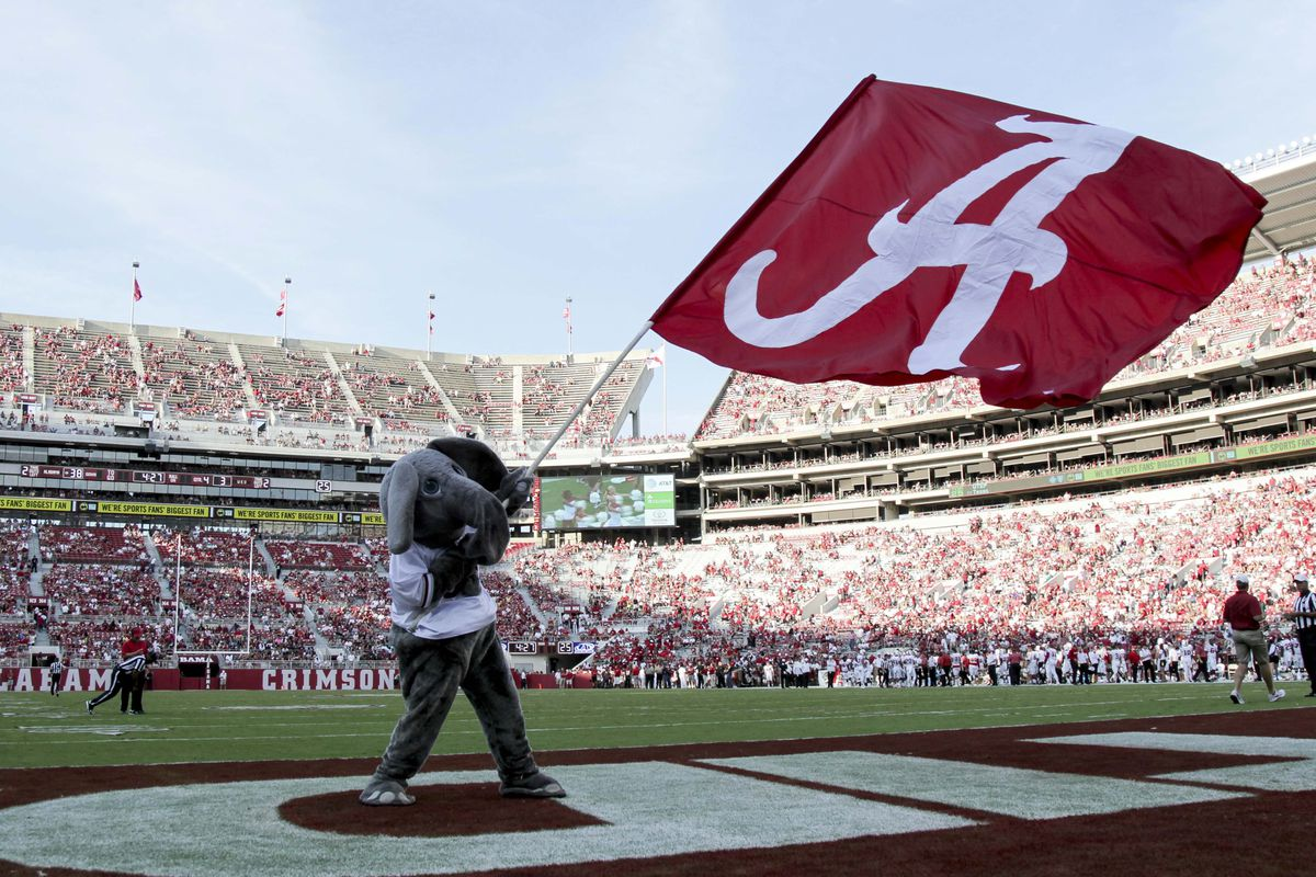 Sec Releases 2017 Alabama Football Schedule Roll Bama Roll