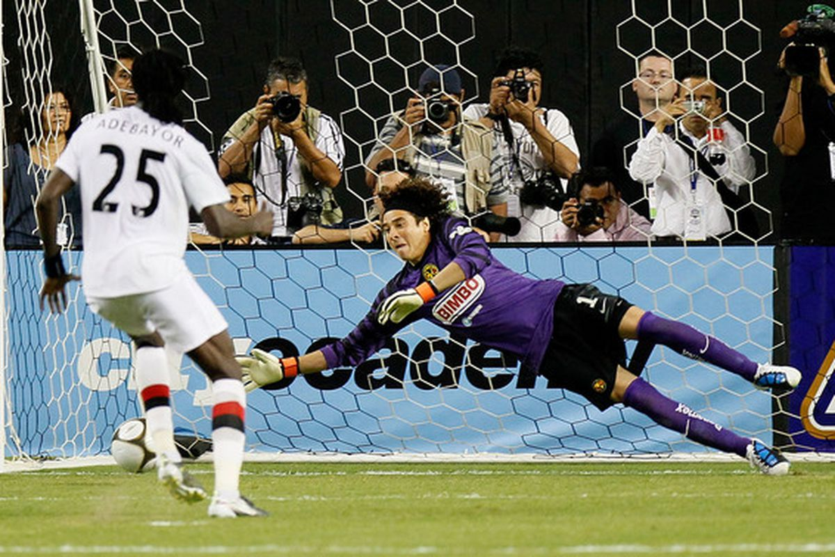 a251a8777 Club América s Guillermo Ochoa Out  Adding Injury To Insult - FMF ...