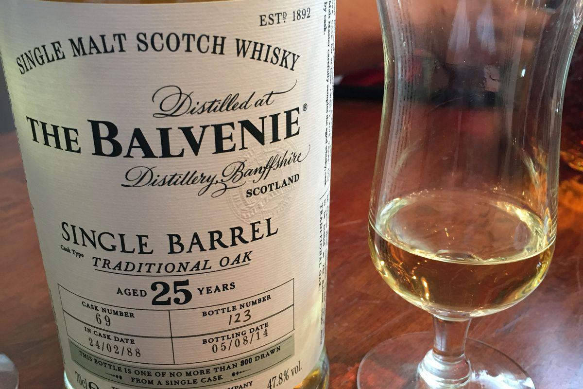 The Balvenie Scotch