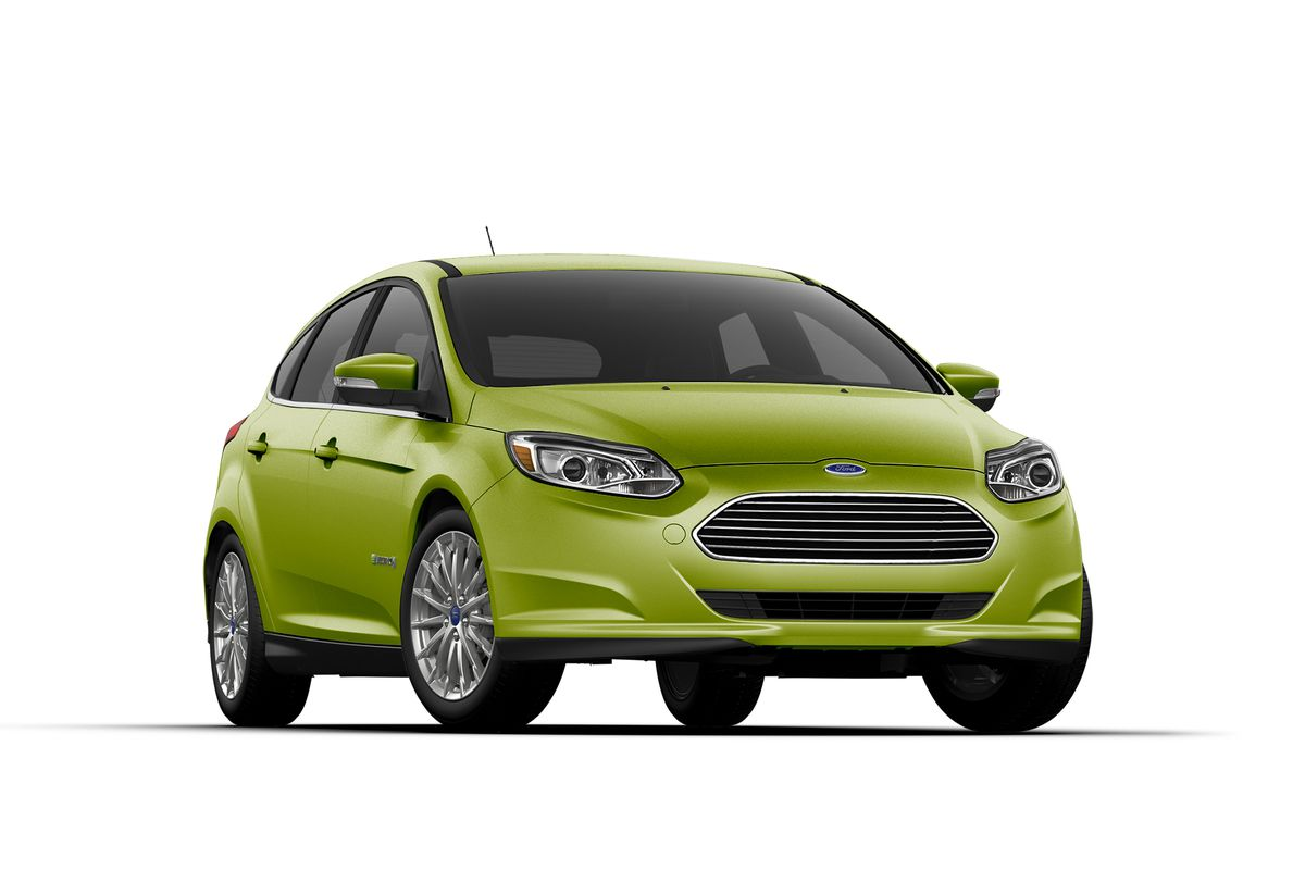 Ford Electric Car >> This Electric Ford May Be The Greenest Ev You Can Buy The