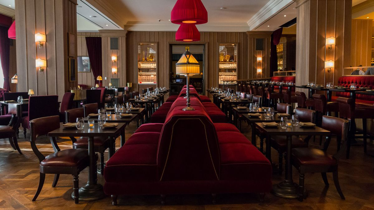 Nomad Bar Amelinda B Lee Vegas Restaurant Openings