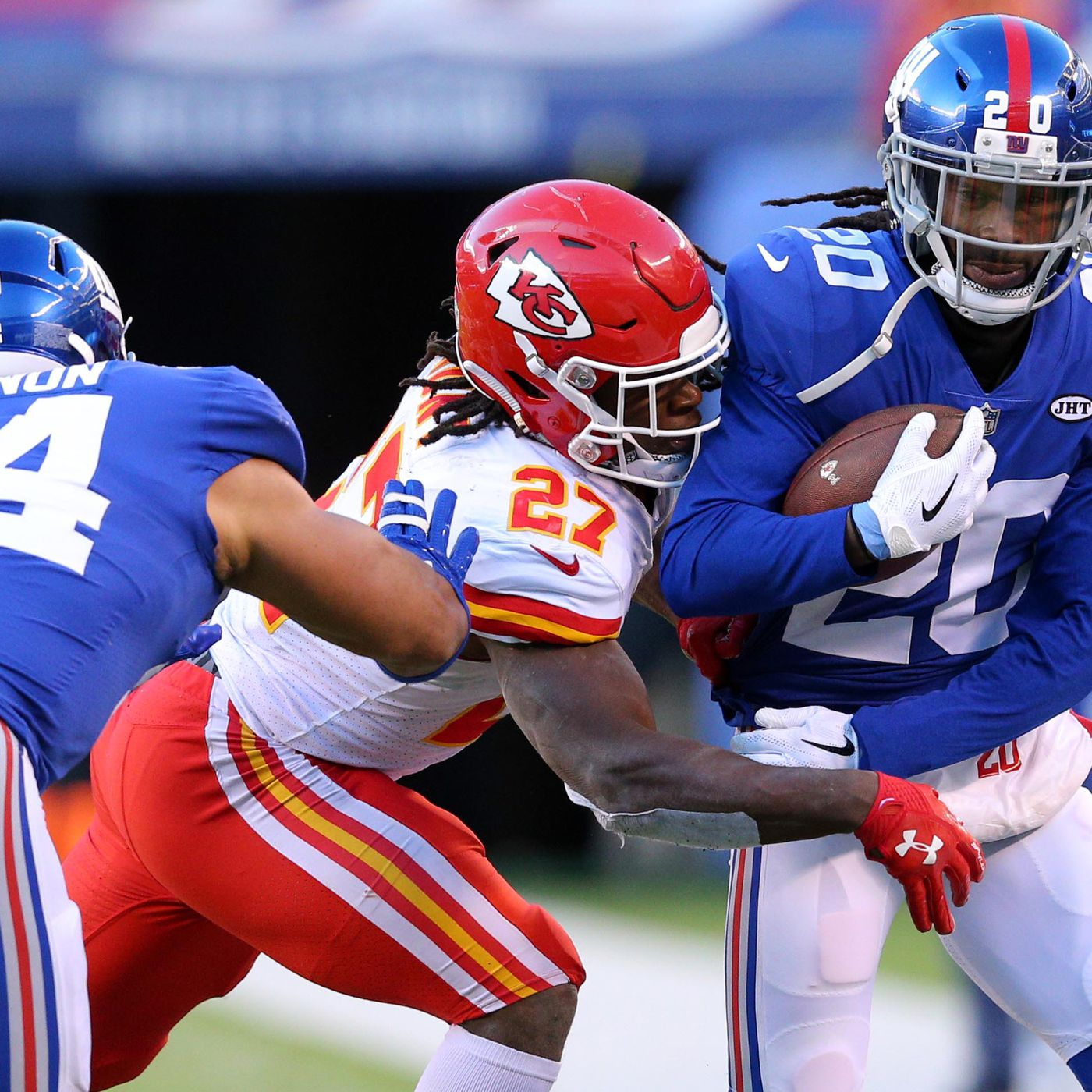 Already Injury Depleted Giants Send Pro Bowl Corner Janoris
