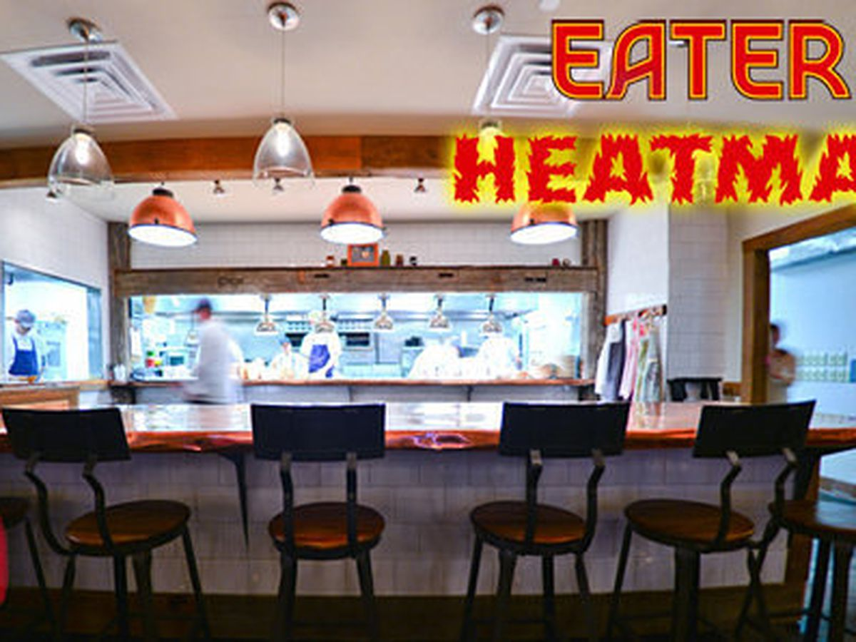 The Eater Kansas City Heatmap Where To Eat Right Now