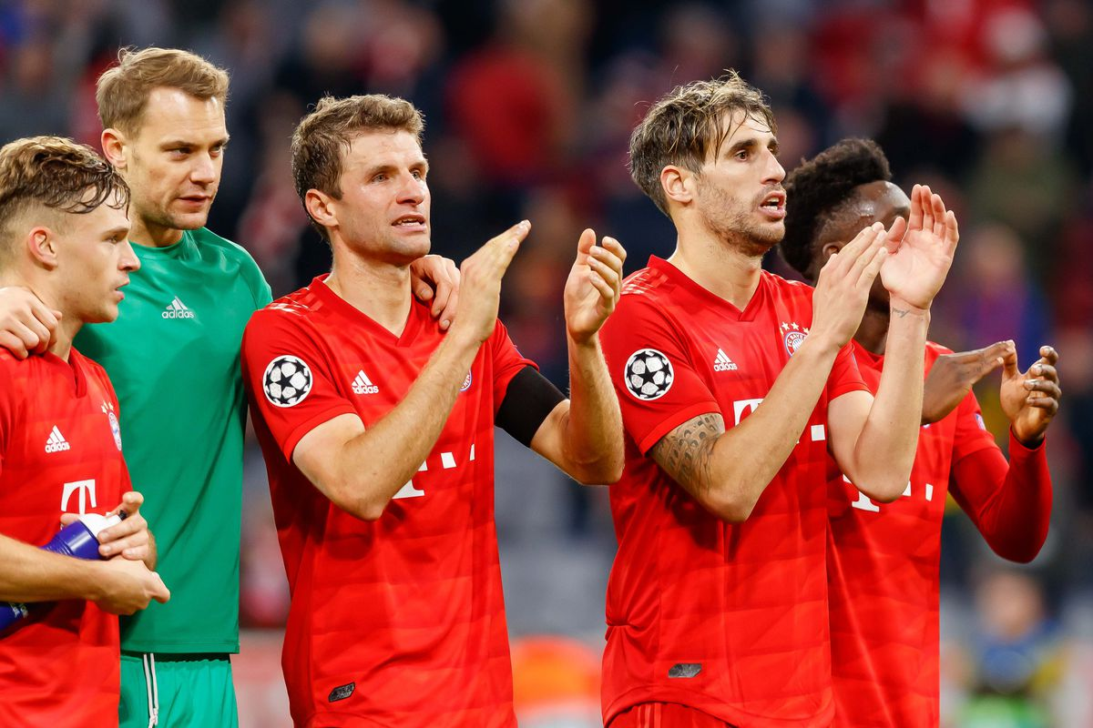 Bayern Muenchen v Olympiacos FC: Group B - UEFA Champions League