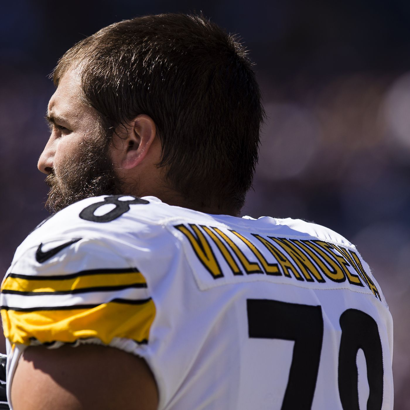 9ba4baf23 Alejandro Villanueva says he does not want to be used to push any national  anthem agenda