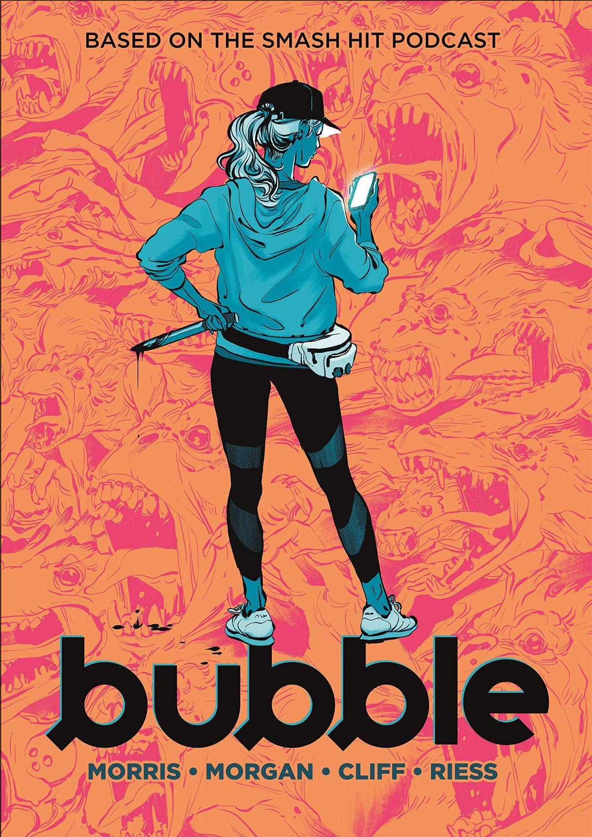 Bubble book cover