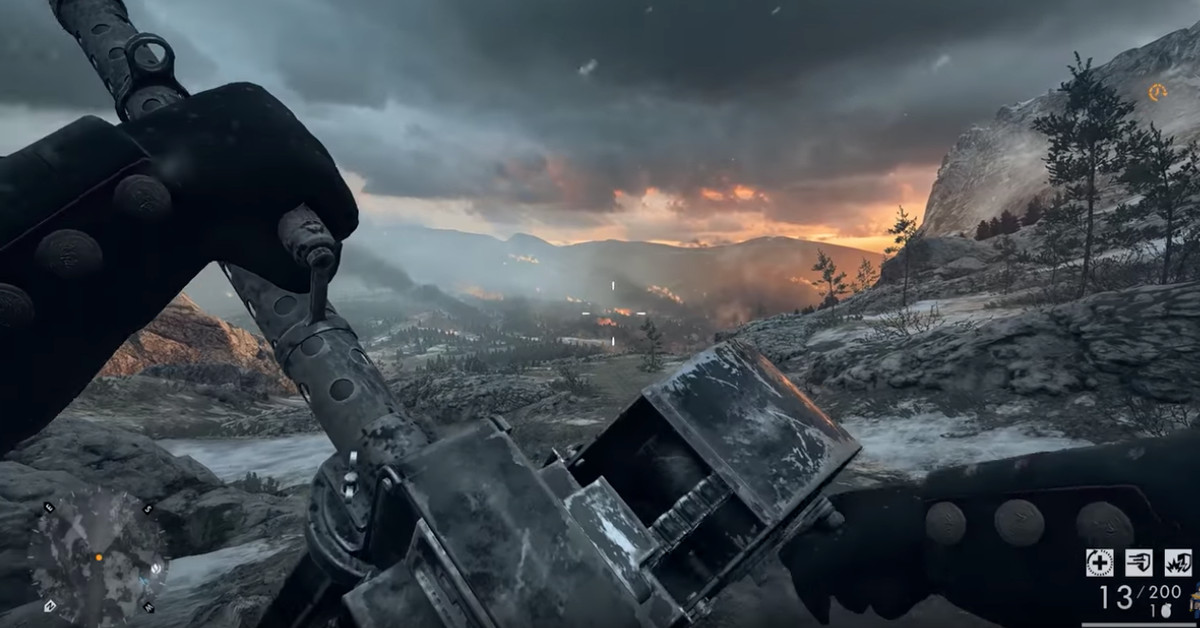 Battlefield 1 slips in a jack-in-the-box Easter egg - Polygon