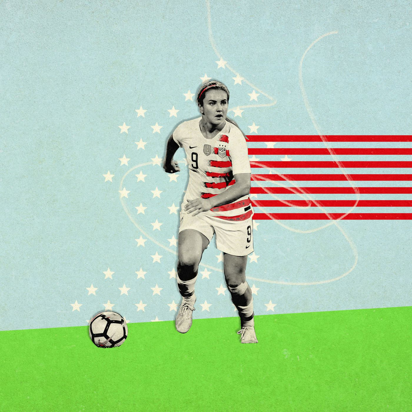 Lindsey Horan's Past May Represent the USWNT's Future - The