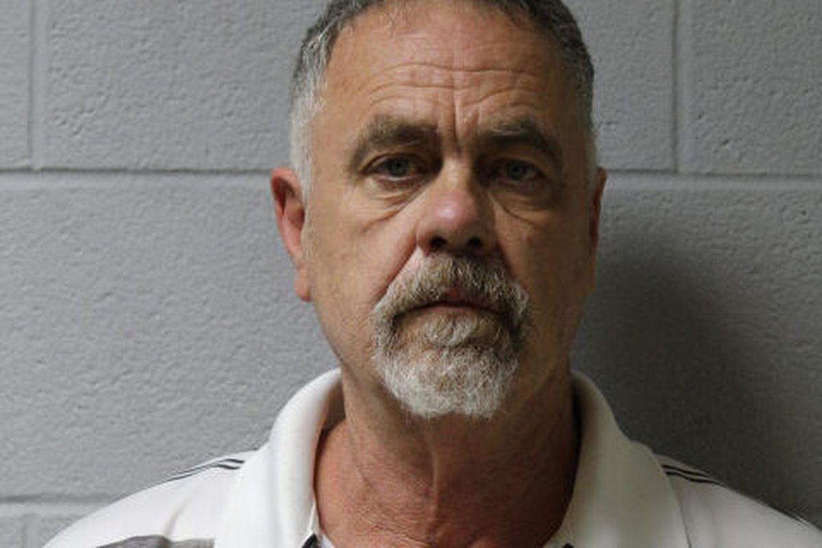 Michael Klusmeyer arrest photo