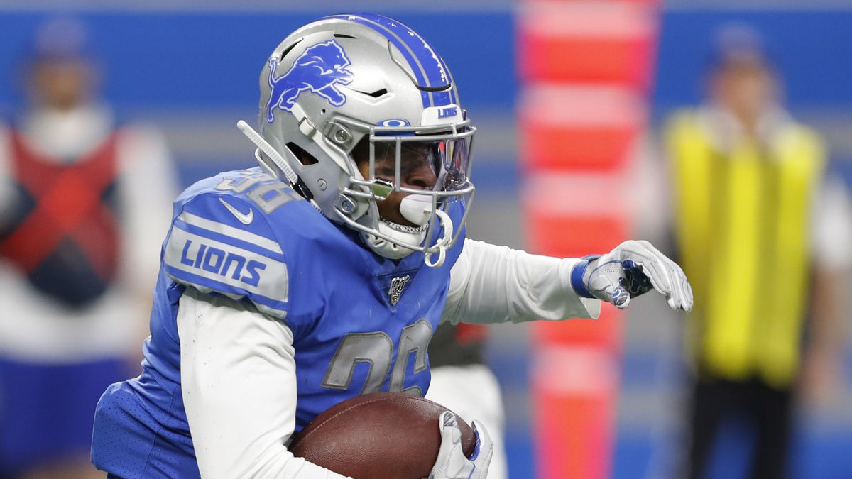 NFL: Tampa Bay Buccaneers at Detroit Lions