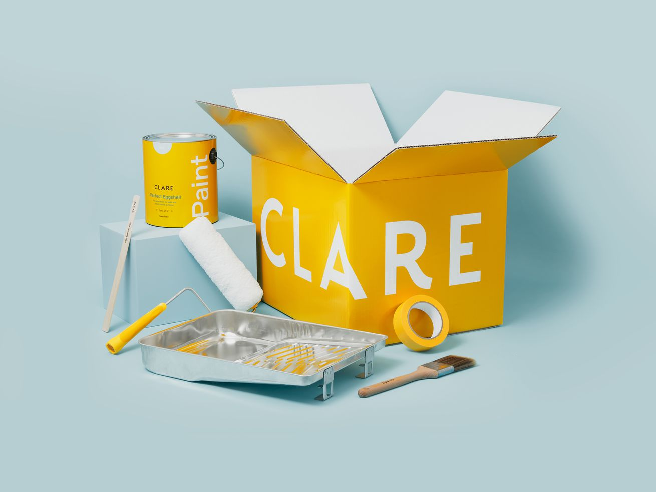 New startup Clare wants to make buying paint a breeze